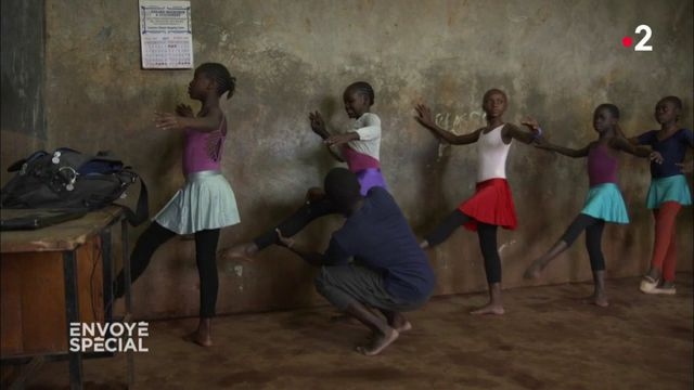 Envoyé spécial. Les étoiles de Kibera