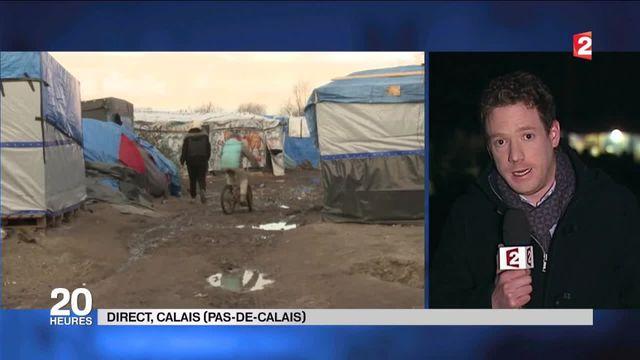 """Calais : """"s'éloigner de Calais signifie s'éloigner du Royaume-Uni"""""""