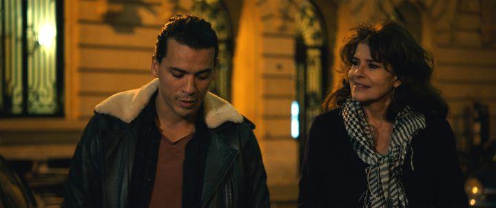 "Fanny Ardant et Tewfik Jallab dans ""Lola Pater"",deNadir Moknèche. (ARP SELECTION)"