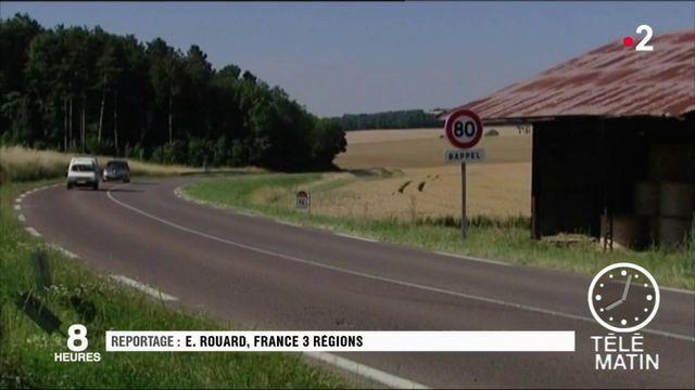 Retour du 90 km/h : les conseils départementaux statueront