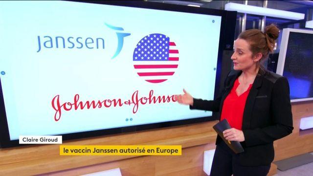 Covid-19 : l'Europe valide le vaccin de l'américain Johnson&Johnson