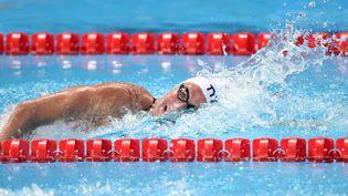 Charlotte Bonnet sera présente en demi-finale du 100m nage libre (STEPHANE KEMPINAIRE / STEPHANE KEMPINAIRE)