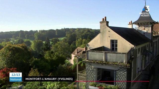 Yvelines : à la découverte de la maison de Maurice Ravel