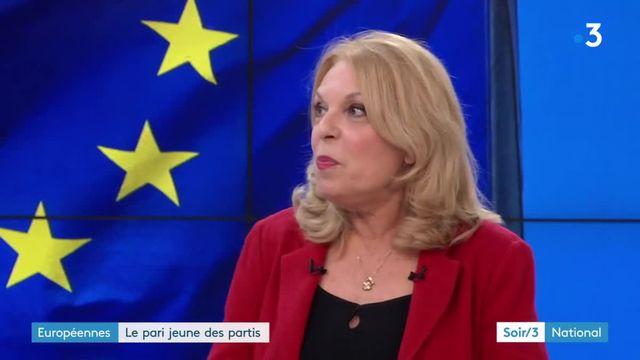Elections européennes : les partis français jouent la carte jeunes