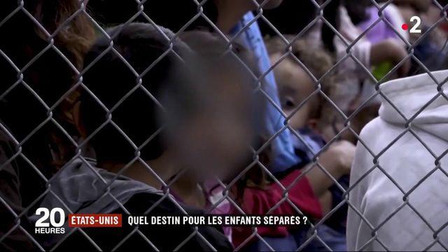 Etats-Unis : quel destin pour les enfants migrants séparés de leurs parents ?