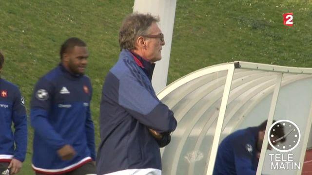 XV de France : Guy Novès, l'espoir du renouveau tricolore
