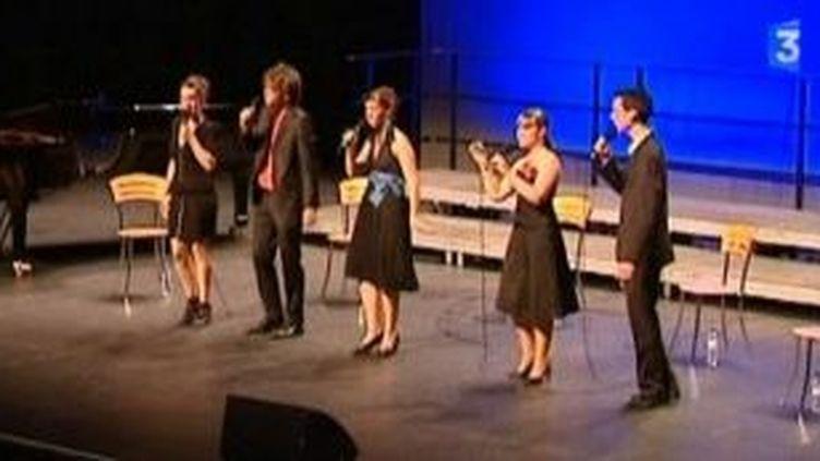 La voix à l'honneur au Florilège vocal de Tours  (Culturebox)