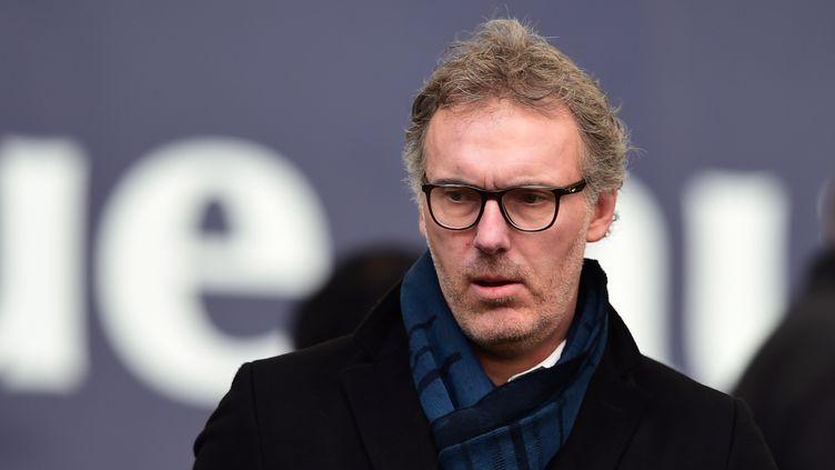 Laurent Blanc va retrouver un banc, au Qatar (NICOLAS TUCAT / AFP)