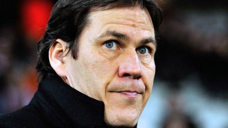 Rudi Garcia, l'ex-entraîneur de Lille