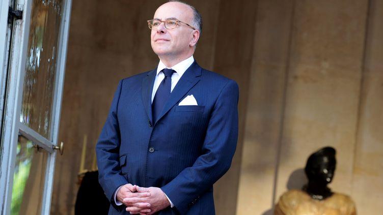 Bernard Cazeneuve, ex-premier ministre, le 15 mai 2017 à Paris. (JOEL SAGET / AFP)