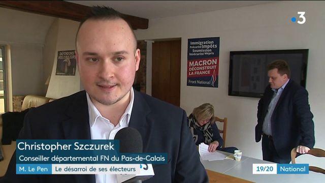 Marine Le Pen : le désarroi des électeurs