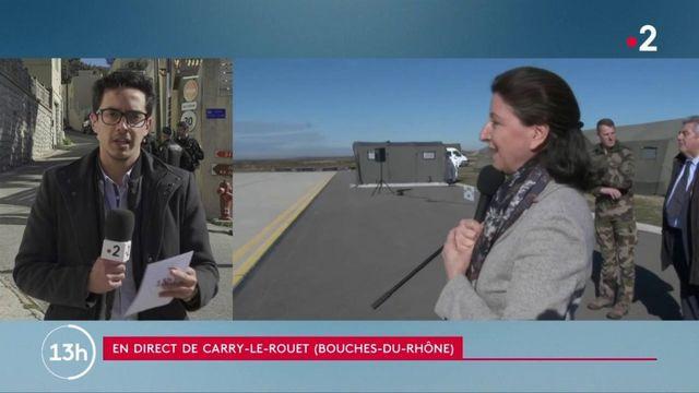Covid-19 : la quarantaine se poursuit à Carry-le-Rouet pour d'autres rapatriés