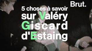 VIDEO. Cinq choses à savoir sur Valéry Giscard d'Estaing (BRUT)