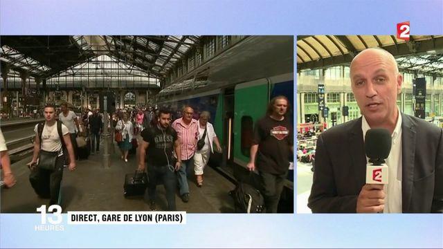 SNCF : le grand week-end de départ en vacances