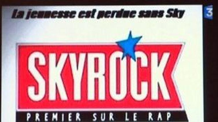 Skyrock et les fans de rap sur le pied de guerre  (Culturebox)