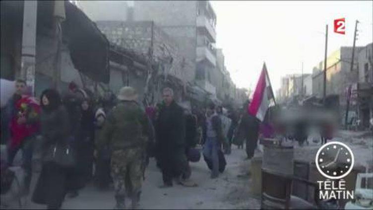 Alep (FRANCE 2)