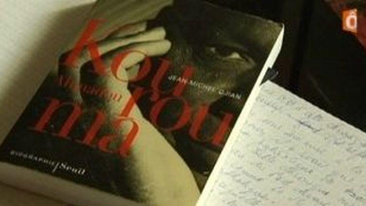 Ahmadou Kourouma, une biographie signée Jean-Michel Djian  (Culturebox)
