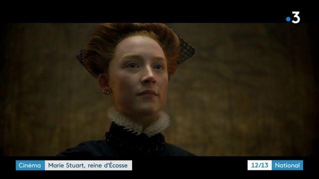 """Cinéma : """"Marie Stuart, reine d'Écosse"""" réhabilite une figure historique"""