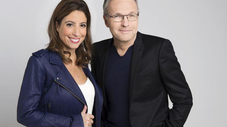 (Léa Salamé a remplacé Natacha Polony aux côtés de Laurent Ruquier © GUYON Nathalie / FTV)