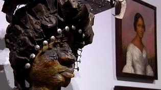 L'exposition Haïti au Grand Palais  (FranceÔ/culturebox)