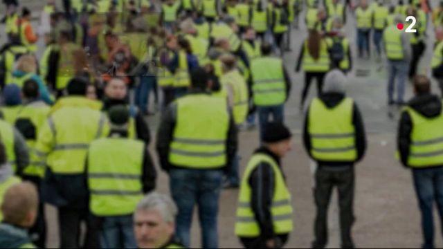 """""""Gilets jaunes"""" : un mouvement sans dirigeants ?"""