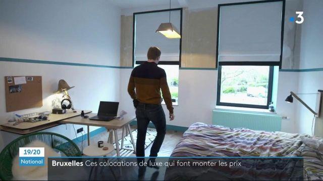 Immobilier : les colocations de luxe se multiplient en Belgique
