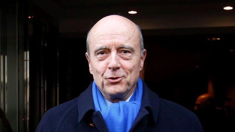 (S'il était électeur du Doubs, Alain Juppé voterait pour le candidat PS © MAXPPP)