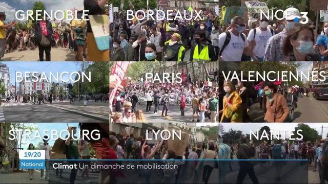 Climat : toute la France mobilisée
