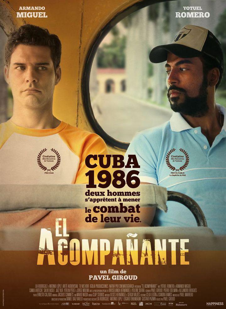 """""""El acompañante"""", l'affiche du film.  (Happiness Distribution)"""