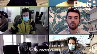 VIDEO. Comment réduire la fatigue causée par les visioconférences ? (BRUT)