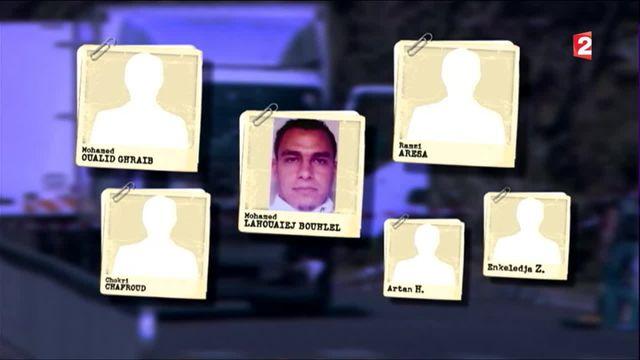 Attentat de Nice : le tueur a bénéficié de l'aide d'un réseau organisé