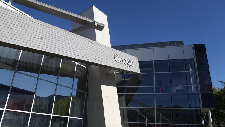 Le Googleplex, siège social de Google à Mountain View, en Californie aux Etats-Unis. (FRANCOIS LOCHON / GAMMA-RAPHO)