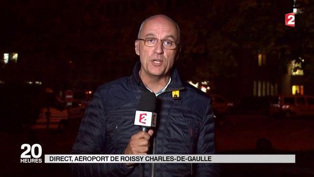 Air France : cinq salariés toujours en garde à vue