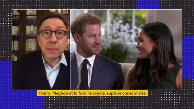 Rupture entre la famille royale et Meghan et Harry: « Quand vous en êtes membre, vous devez servir votre pays»