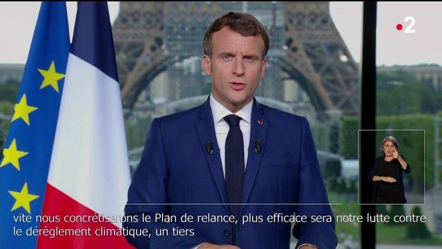 """VIDEO. """"Le pass sanitaire sera étendu aux lieux de loisirs et de culture"""""""