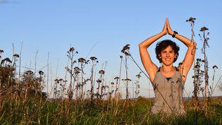 Le running yoga allie séance de yoga et course à pied. (Amandine ROBIN)