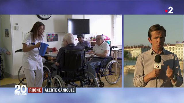 Rhône : alerte canicule dans le département
