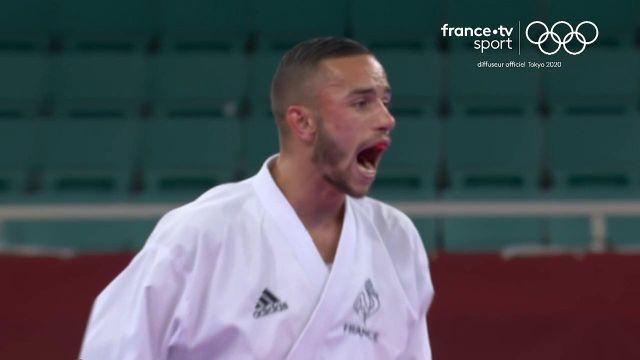 Il ne pensait qu'à l'or, ne participait que pour ça, Steven Da Costa l'a fait ! Le numéro un mondial (-67 kg), Champion du monde et maintenant CHAMPION OLYMPIQUE