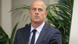 Guy Forget, le directeur de Roland-Garros (STEPHANE ALLAMAN / STEPHANE ALLAMAN)