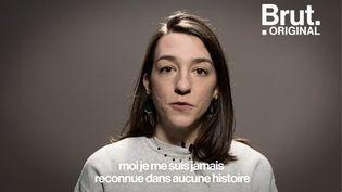 """VIDEO. Inceste : """"J'ai eu beaucoup de mal à me construire en tant que femme"""", témoigne Eugénie (BRUT)"""