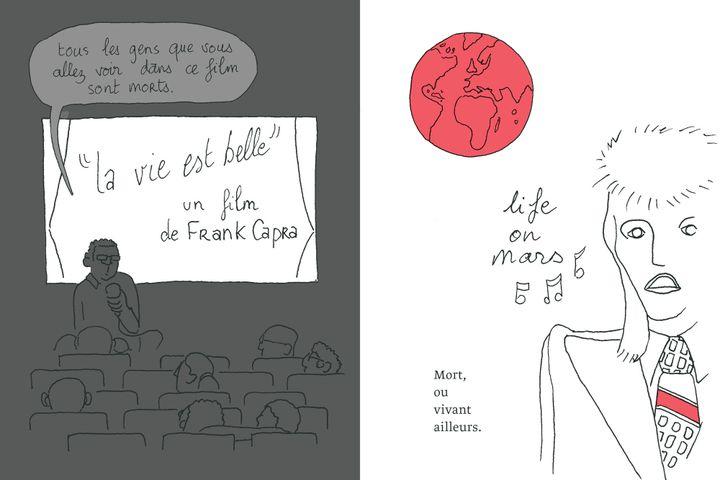 """""""Ce que je sais de la mort"""", Philippe Katerine (Hélium) Pages intérieures  (Philippe Katerine)"""