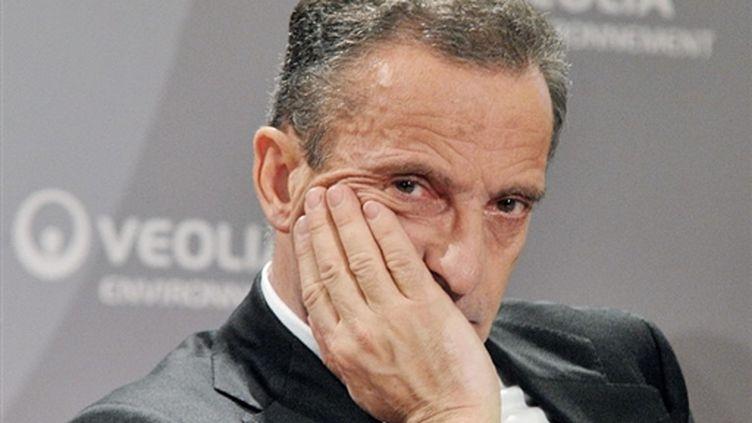 Henri Proglio, président d'EDF et de Veolia (AFP/ERIC PIERMONT)