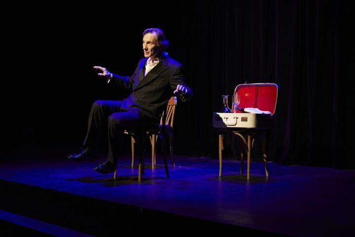 Christian Gonon ressuscite Pierre Desproges au Studio-Théâtre  (Christophe Raynaud Delage)