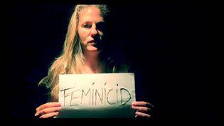 Extrait du clip Féminicid-19 du groupe Fallen Lillies (Fallen Lillies)