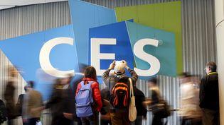 Le CES de Las Vegas, salon annuel de la high tech, ouvrira ses portes le 5 janvier 2017. (STEVE MARCUS / REUTERS)