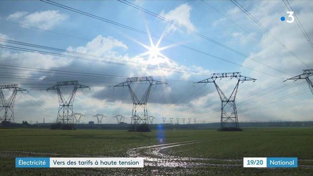 Électricité : vers une hausse des prix de 10% en 2022 ?