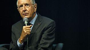 Jean-Marc Sauvé, le président de la commission indépendante sur les abus sexuels dans l'Eglise (Ciase), en septembre 2020, à Lyon. (ST?PHANE GUIOCHON / MAXPPP)