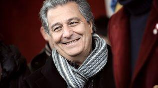 Christian Clavier a décidé de s'installer à Londres jusqu'à la fin de l'année 2013, lassé des critiques dont il est l'objet à cause de son amitié avec Nicolas Sarkozy. (JEFF PACHOUD / AFP)