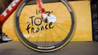 L'arrivée au sommet la plus spectaculaire du Tour de France 2020 se déroulera dans la 3e semaine, au-dessus de la station de Méribel. (KENZO TRIBOUILLARD / AFP)