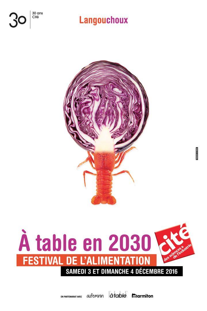 """""""A Table en 2030"""" (Cité des Sciences)"""